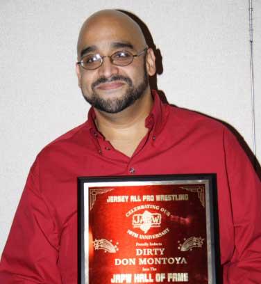 Don Montoya - Class of 2007