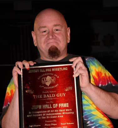 Da Bald Guy - Class of 2008