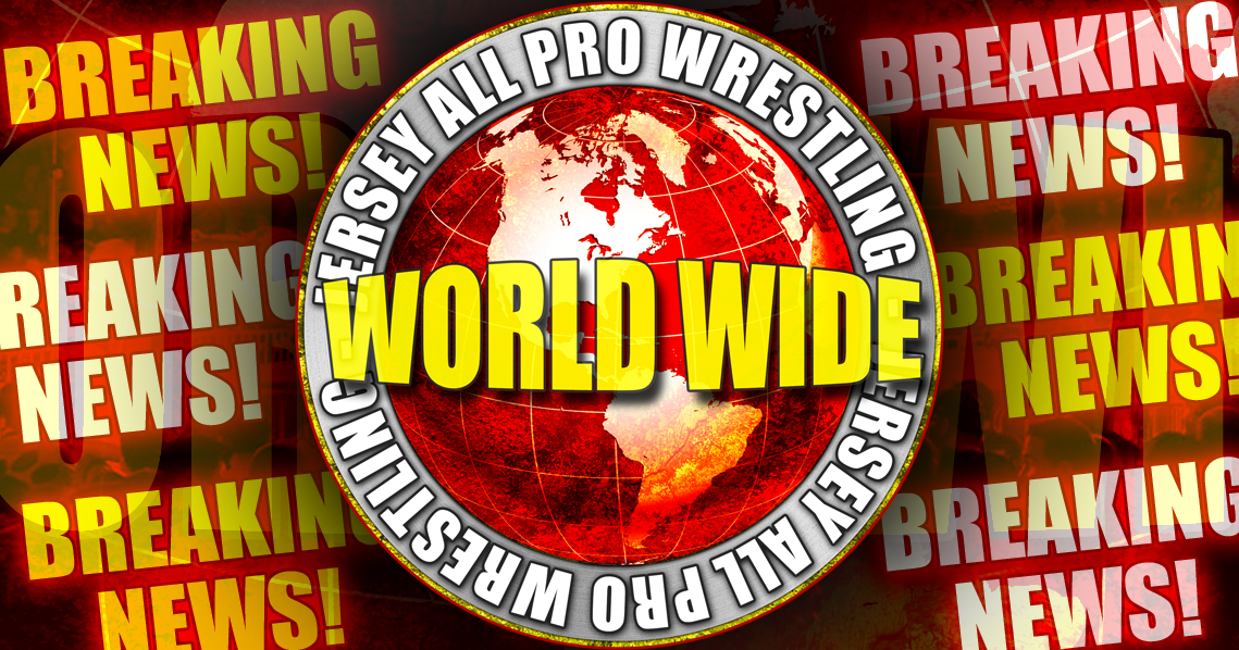 JAPW WORLD WIDE TV IS BACK! 12pm/Noon EST TODAY!